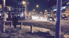 saskatoon snowy weather