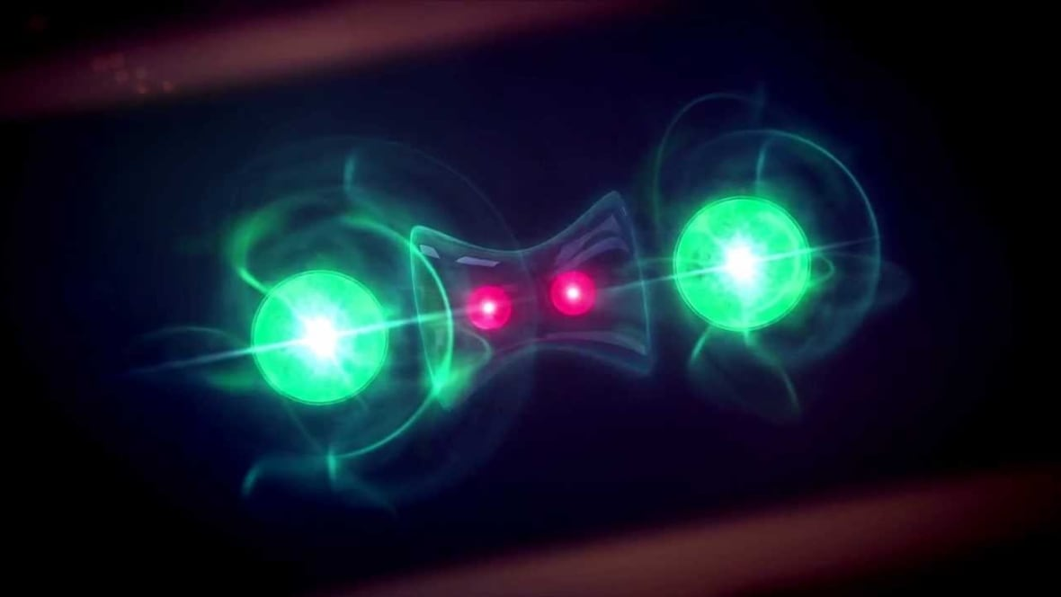 Spooky Action At A Distance Home Quirks Amp Quarks With