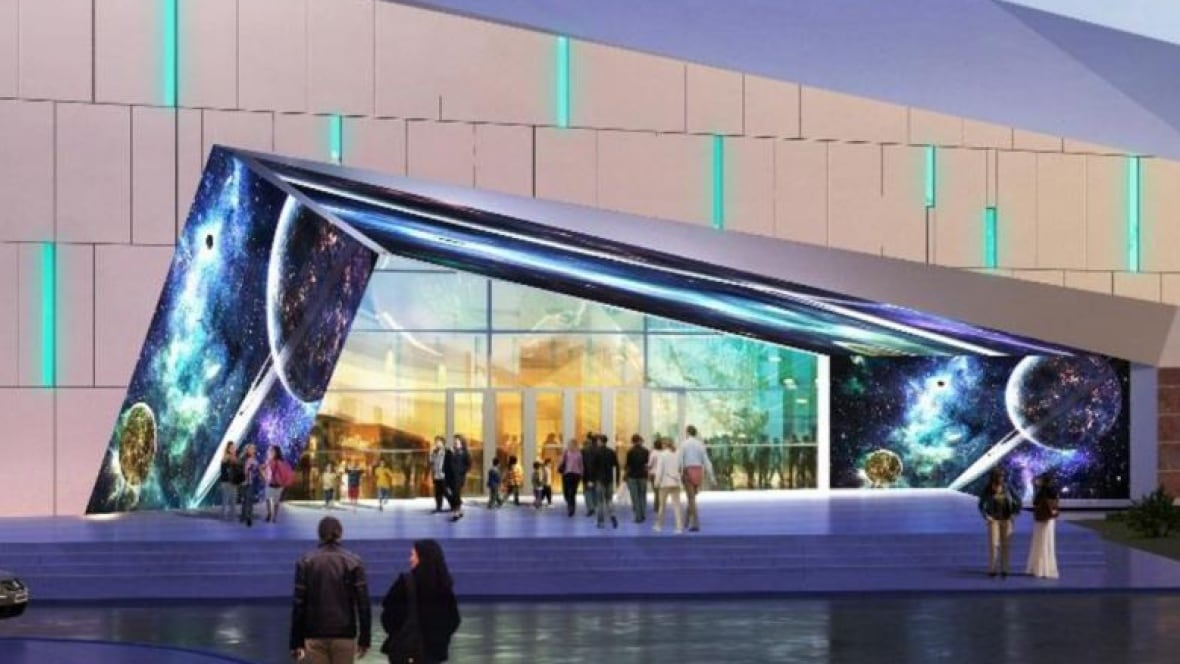 Canada Science And Technology Museum Facade To Be Unveiled