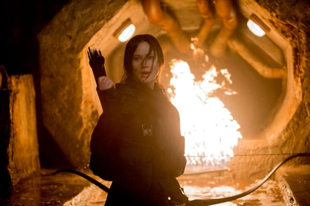 Film Review The Hunger Games Mockingjay -- Part 2