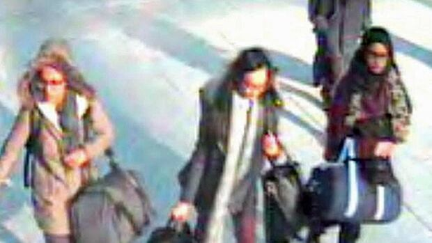 CCTV footage of three British girls catching a flight to Turkey in February to join ISIS dominated the news media for days and likely contributed to the public thirst for answers.
