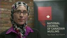 Amira Elghawaby National Council of Canadian Muslims hate crimes Nov 2015