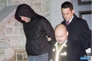 Leonardo Rizzuto Nov 19 2015 Montreal arrest