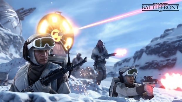 Star Wars Battlefront - Battle of Hoth