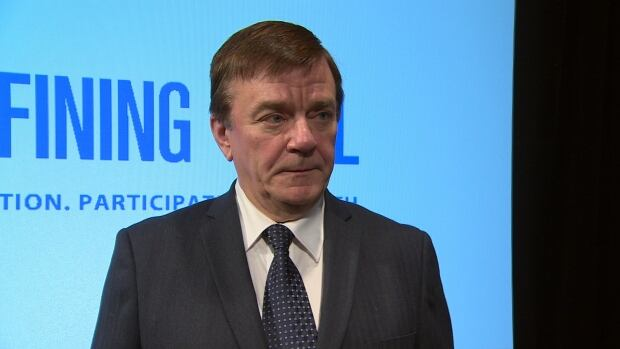 NOIA chairperson Sean Power said the Newfoundland and Labrador oil and gas industry needs to redefine itself.