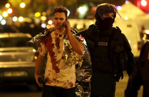 Paris shooting victim
