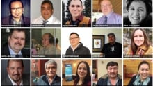 N.W.T. election candidates