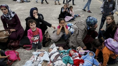 SYRIAN REFUGEES/EUROPE-MIGRANTS/GREECE
