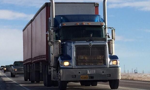 Alberta truck