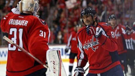 Alex Ovechkin Breaks NHL's Russian-born Goals Record