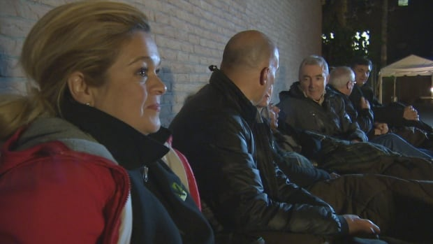 The fourth annual Executive Sleep out saw business and community leaders spend a night outside, raising more than $1 million for Covenant House.