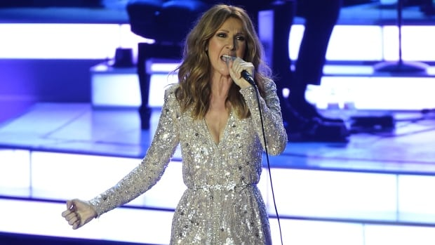 Céline Dion, seen performing in Las Vegas in August, will pay tribute to the victims of the Paris attacks with a cover of Edith Piaf's Hymne à L'Amour at Sunday's American Music Awards gala.