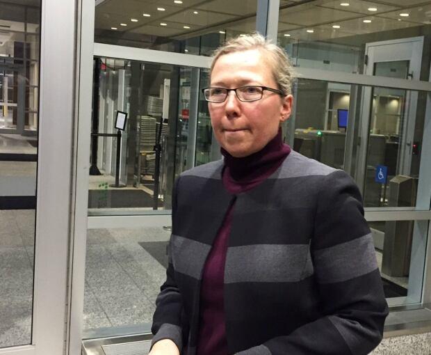 Colleen Sinclair, Calgary lawyer
