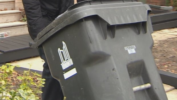 A recent waste audit revealed 77 per cent of materials found in extra-large city garbage bins are recyclable.