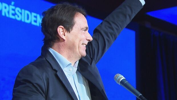 Péladeau continues to face questions about that key campaign promise of his: the creation of a sovereignty think tank.