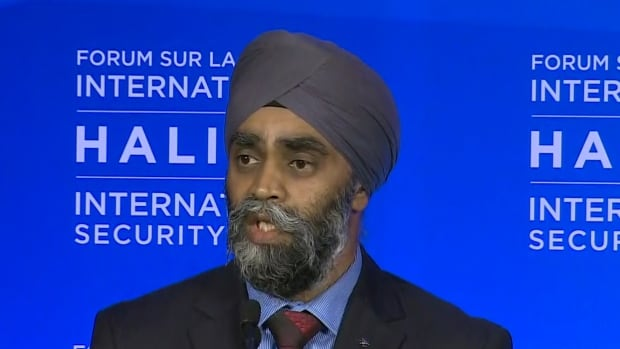 Defence Minister Harjit Sajjan says airstrikes by Canadian jets on ISIS targets will soon end. Senators from the U.S. say their government will 'figure out a way' with Canada to continue the anti-ISIS mission.