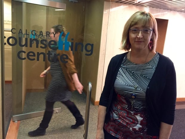 Deborah Kieran of the Calgary Counselling Centre
