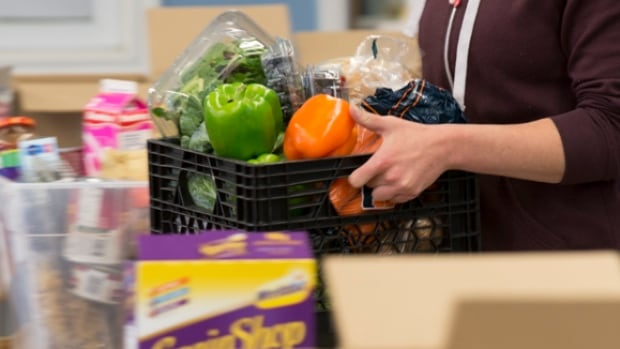 The Kindersley Food Bank has seen the number of people using its services double in the past year.