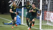 Timbers roll to easy victory over FC Dallas in game 1 of West final