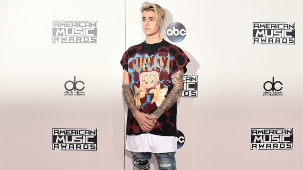 AMAs-Bieber