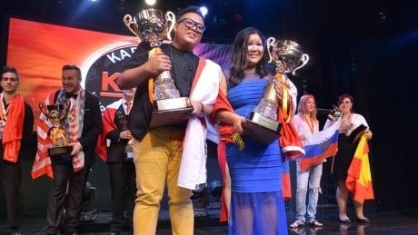 Karaoke World Championships winners