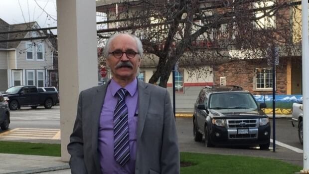 Arthur Topham was convicted of promoting hatred earlier this month in Quesnel, B.C., but his website is still operating.