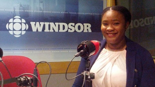 Pamela Ovadje is a post-doctoral fellow in the department of chemistry and biochemistry at the University of Windsor.