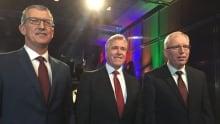 CBC Leaders' debate