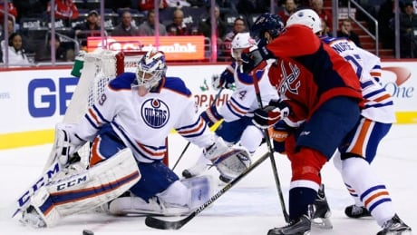 Dmitry Orlov Leads Capitals To Victory Over Oilers