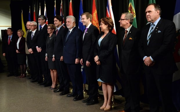 First Ministers Meet 20151123
