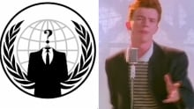Anonymous is rickrolling ISIS as part of its plan to defeat terrorism