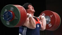 WATCH NOW: World weightlifting championships