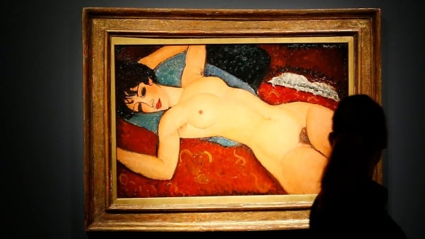 Chinese billionaire Liu Yiqian bought this Modigliani for $170 million US recently, and paid for the purchase with a credit card, which earned him more than 170 million loyalty points.