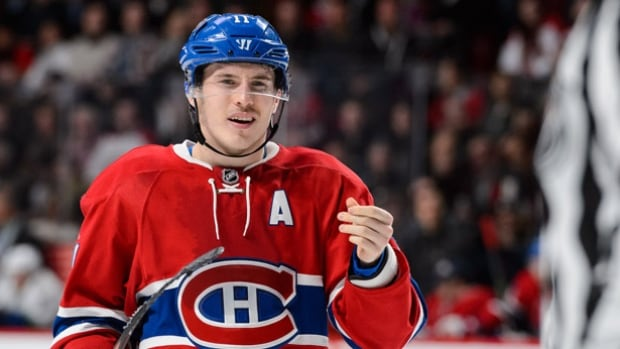 Montreal's Brendan Gallagher is expected to miss at least six weeks after hand surgery to repair two fingers broken by a Johnny Boychuk shot.