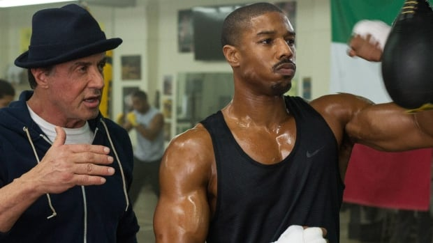 Though Hollywood veteran Sylvester Stallone earned an Academy Award nomination (supporting actor) for Creed on Thursday, the film's star Michael B. Jordan and its director Ryan Coogler -- two young black men -- were snubbed by the academy, under fire once again for its lack of racial diversity among Oscar contenders.