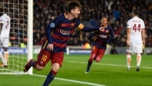 Champions League: Lionel Messi return lifts Barcelona into knockout rounds