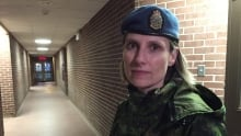 Capt. Jennifer Faubert CFB Kingston