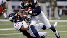 Stedman Bailey, Rams receiver, in critical condition after shooting