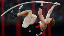 George Barber, father of pole vault world champ Shawn Barber, banned from coaching