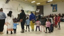 Immigrant First Nation Round Dance