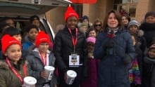 CBC sing-in charity drive