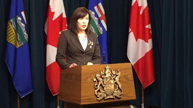Alberta Justice Minister Kathleen Ganley announced the government is raising the minimum threshold to qualify for legal aid and increasing the hourly rates paid to lawyers starting next month.
