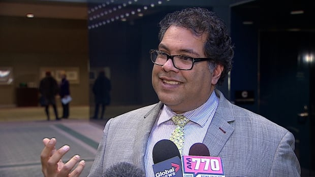 Calgary Mayor Naheed Nenshi says council's plan Wednesday to speed up infrastructure projects as a form of economic stimulus will create 400 new jobs.