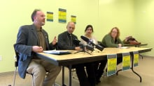 Coalition of groups in Saskatoon on climate change
