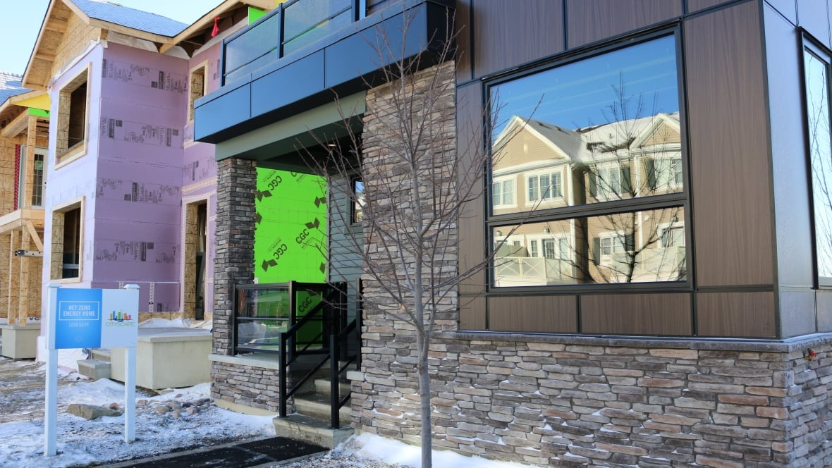 What 39 S A Net Zero Home Take A Tour To Find Out Calgary