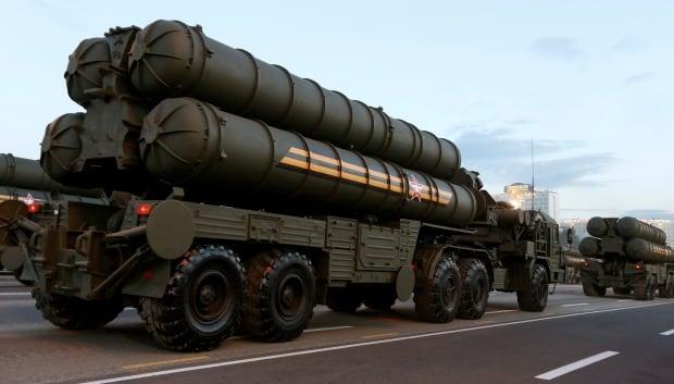 BELARUS/s-400 missile