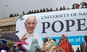 Kenya Pope Francis Africa