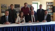 Association of Municipalities of Ontario and Union des municipalités du Québec climate change
