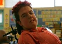 Sienna Beaudoin Power Wheelchair