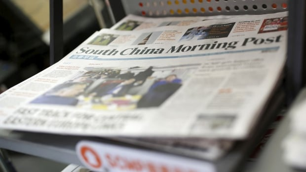 Hong Kong's most influential English-language daily, the South China Morning Post, has acknowledged it has a takeover offer, but did not confirm it was Alibaba Group.